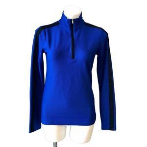 Lauren Active 1/4 Zip Pullover M Ralph Lauren
